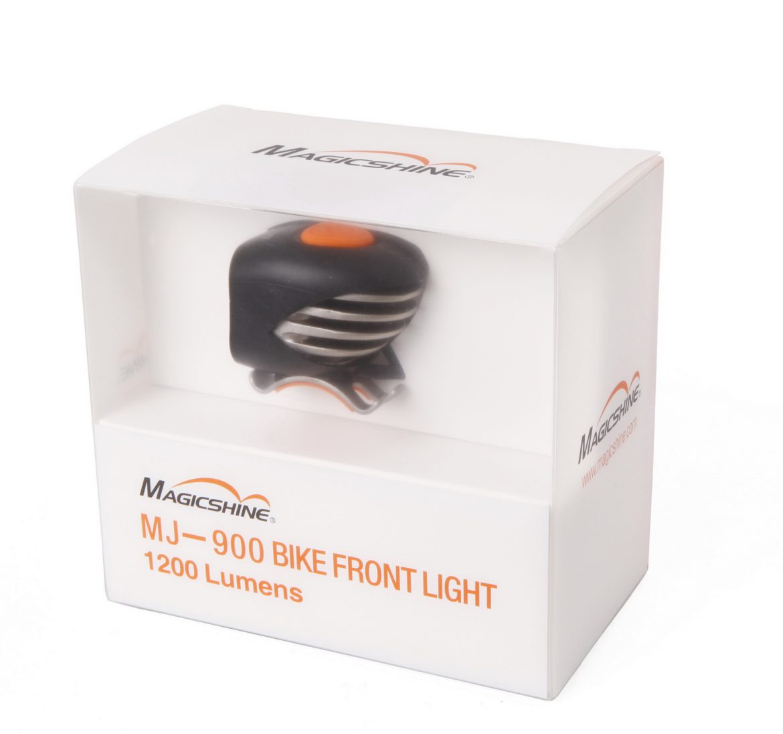 Magicshine Light Battery: MagicShine MJ-900 1200 Lumens Ultra Bright Bike Light