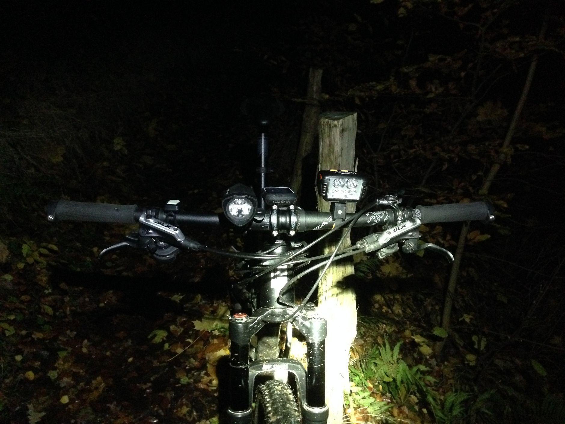 led headlight for bike
