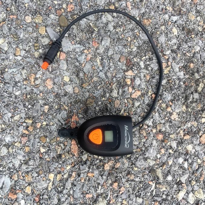 MJ-908 bike headlight