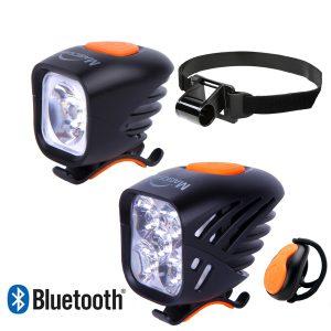 Bluetooth Bike Light Set