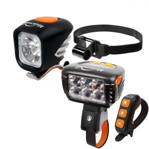 Enduro Bike Light Set