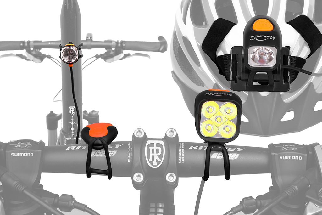 bike lights combo for MTB