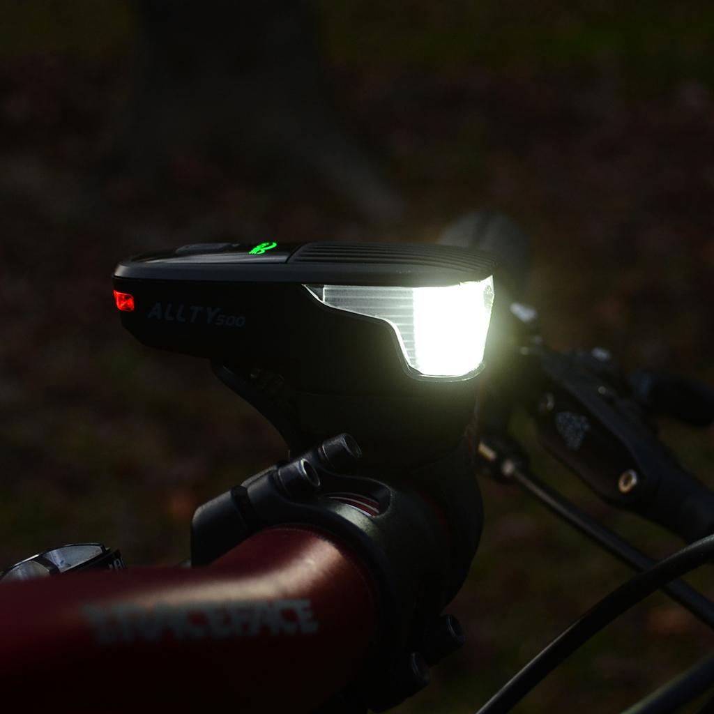 led light for bike