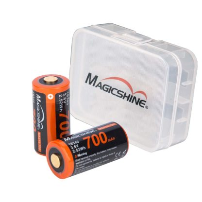 Magicshine® 16340 Lithium Battery Cell (2 pack)