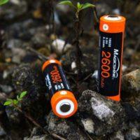 Magicshine® 18650 Lithium Battery Cell 2600mAh