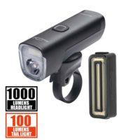 Seemee 100 rear bike light