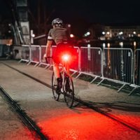 DIY Road Bike Light Combo