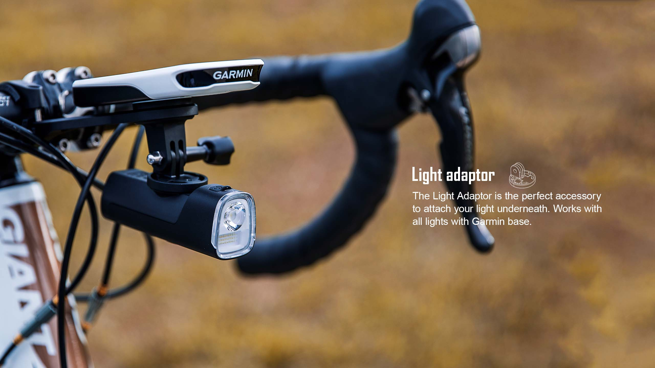 Garmin to Gopro Adapter