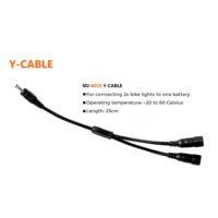 Magicshine® MJ-6018 Y-Cable --Round Plug