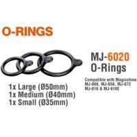 Magicshine® MJ-6020 O-rings Handlebar Mount