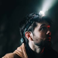 water resistent headlamp
