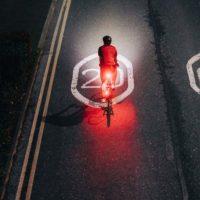 Magicshine bike tail light