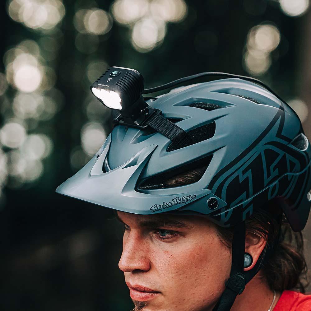Monteer 3500 helmet light
