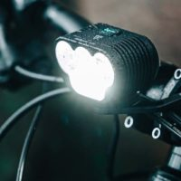 mountain bike light
