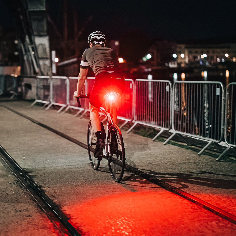 DIY Bike Light Combo