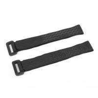 Magicshine® MJ-6274 Non-Slip Silicone Dotted Battery Straps 30 X 2.5cm 2 Pack